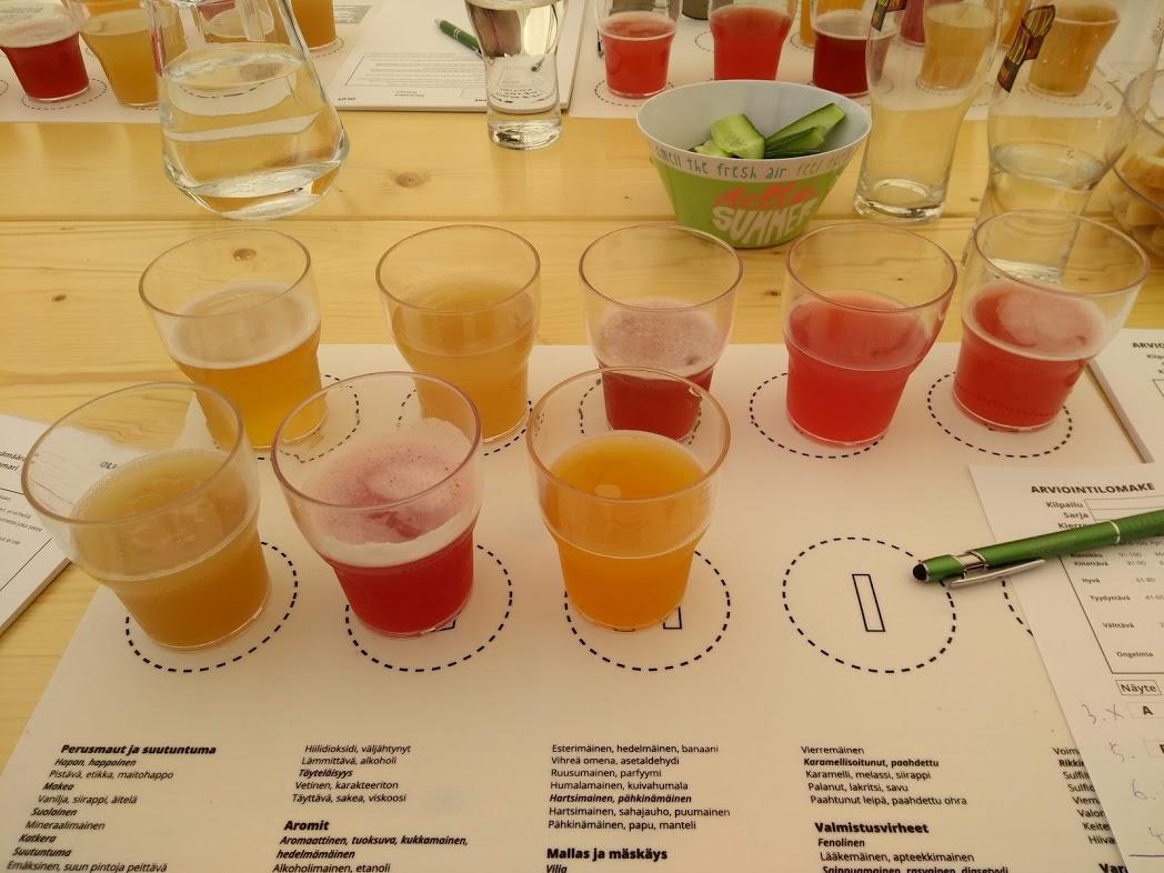Finnische Sour-Biere