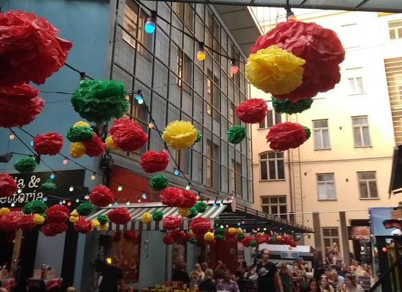 Santa Fé Helsinki