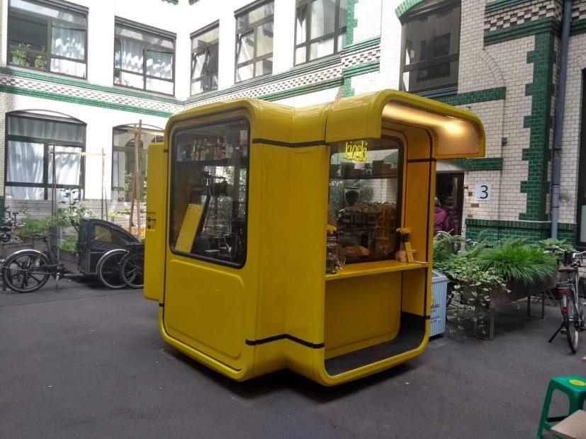 Der Kioski Berlin in Kreuzberg