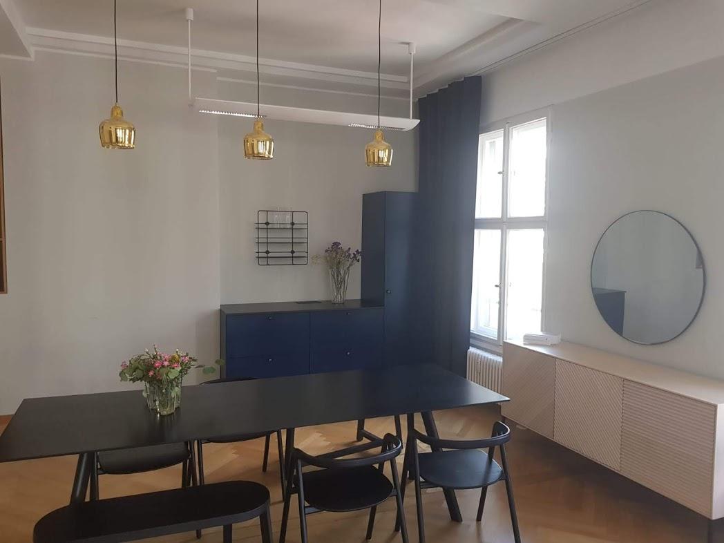 Erkerzimmer im Finnland-Institut Berlin