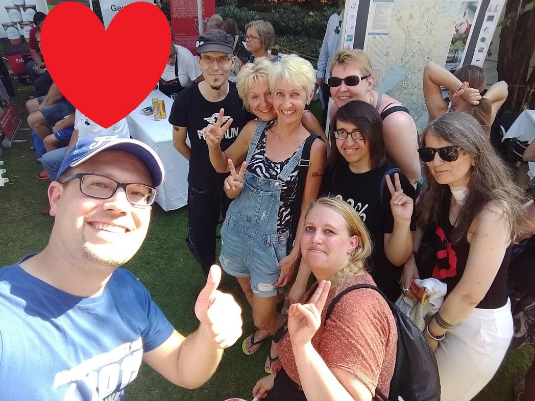 FinnTouch-Meetup im Schloss Bellevue Berlin