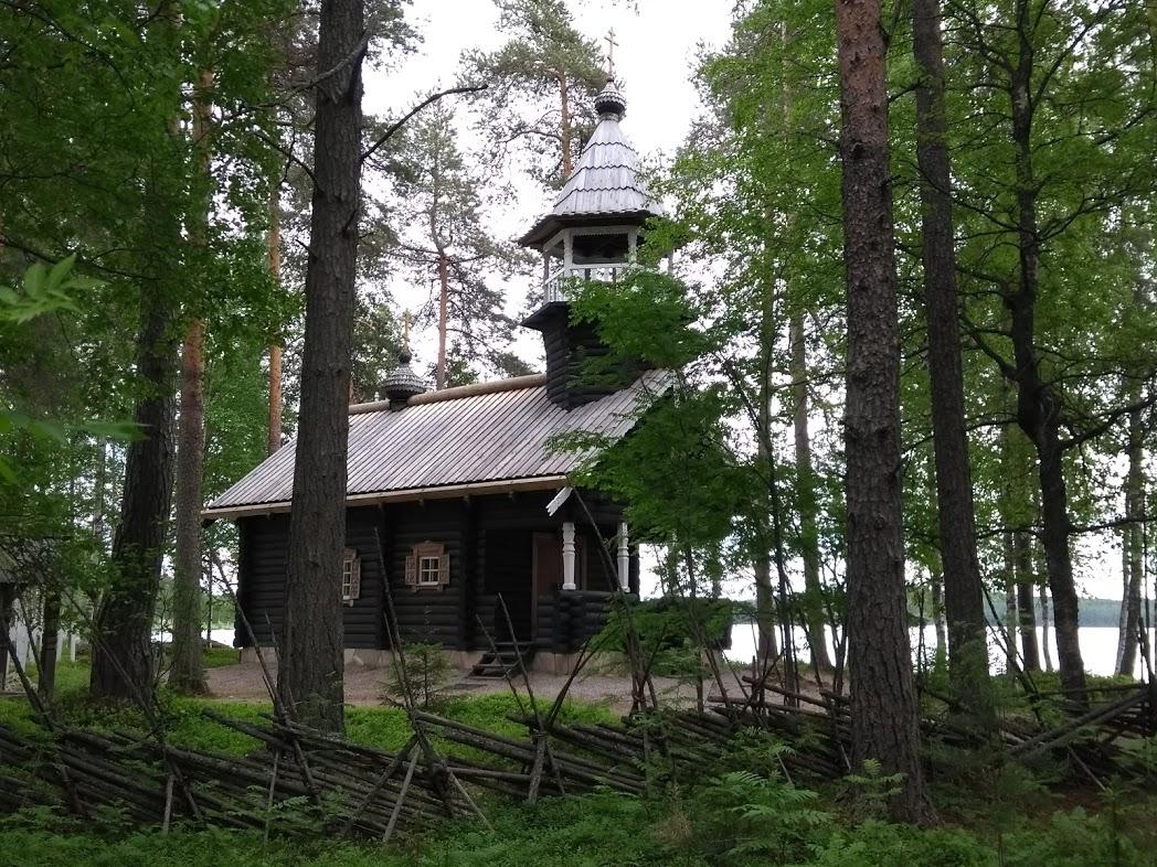Orthodoxe Kappelle am Bomba-Haus