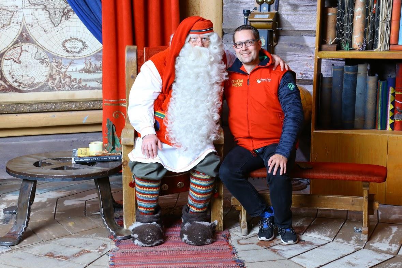 Santa Claus Office Rovaniemi
