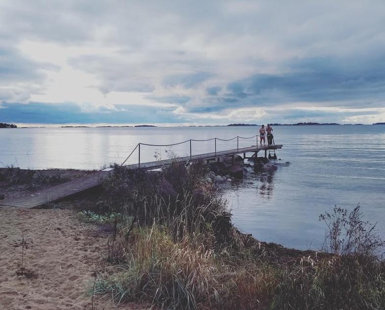Ostsee bei Hanko
