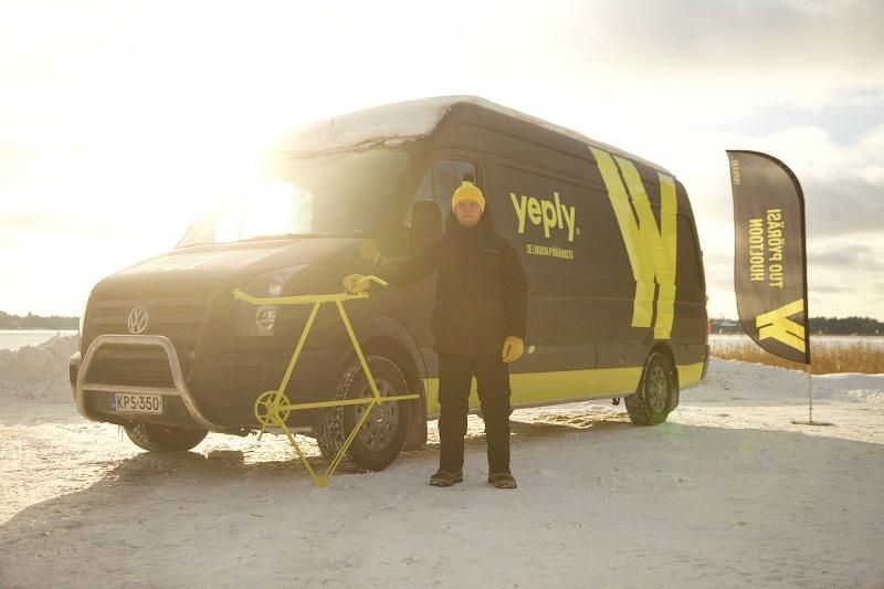 Yeply Van