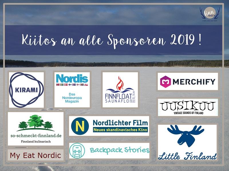 Sponsoren finnischer Adventskalender 2019