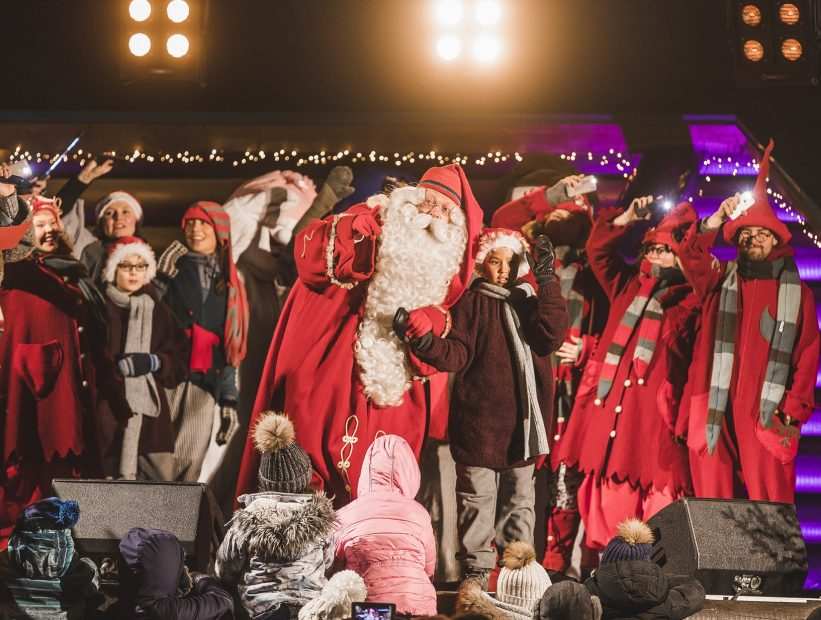 Christmas season opening in Rovaniemi 17.11.2018. - Christmas Opening 2019 coming