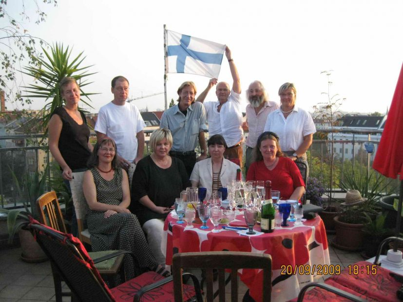 Das finnische Buch - Gründung im Jahr 2009
