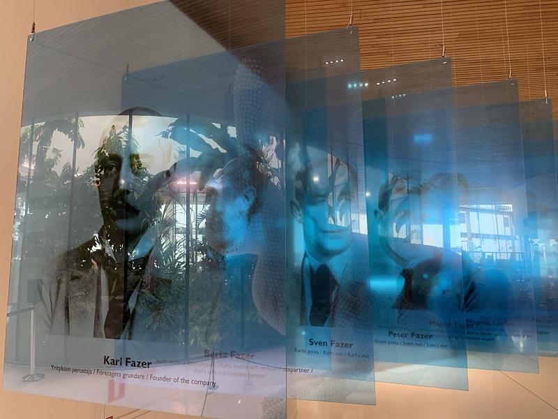 Ahnengalerie Karl Fazer