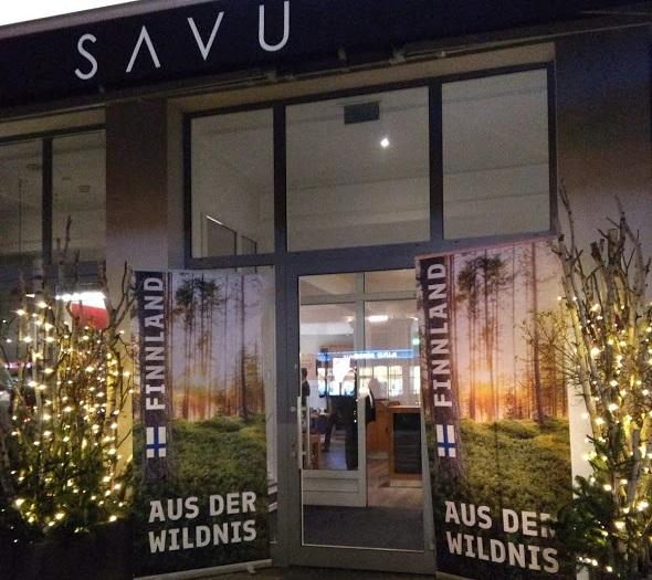 SAVU Restaurant Berlin
