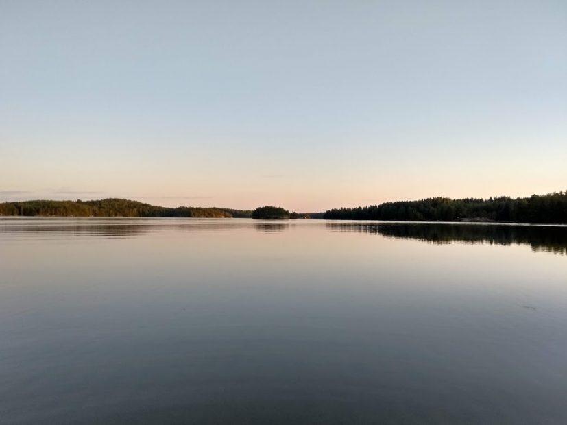 Auszeit in Finnland - am See Puula