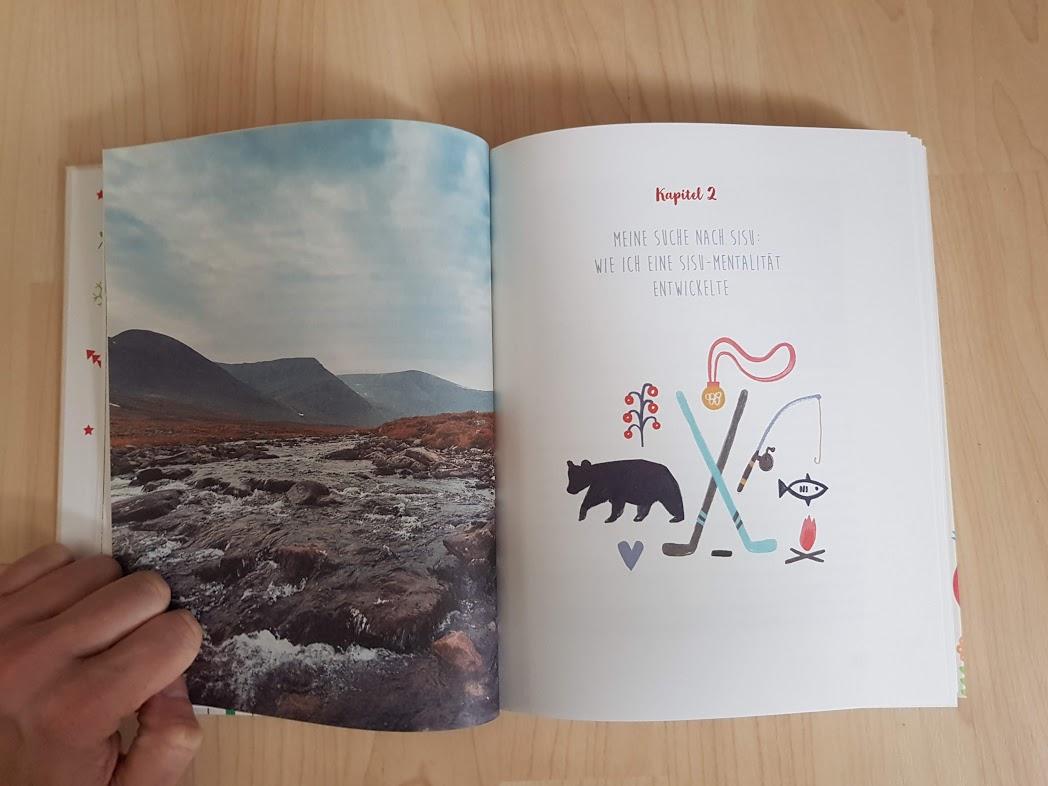 Einblick ins Buch Katja Pantzar - Sisu
