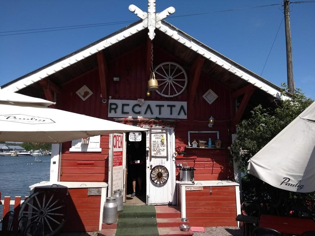 Café Regatta Helsinki