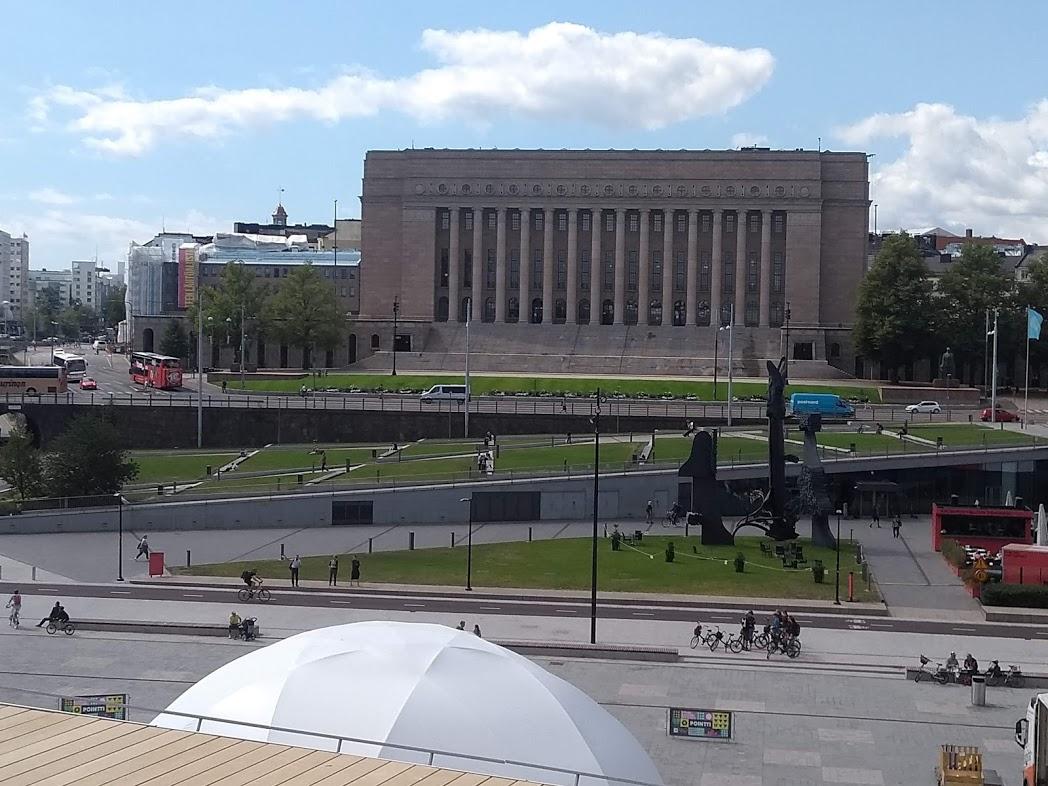 Reichstag Helsinki