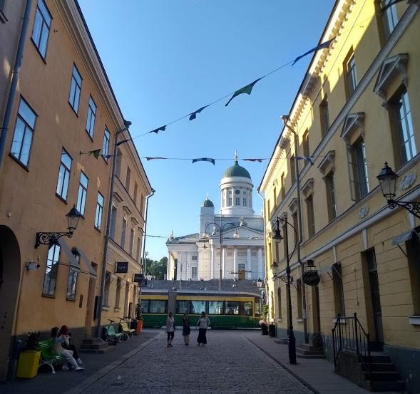 Helsinki Sofiankatu