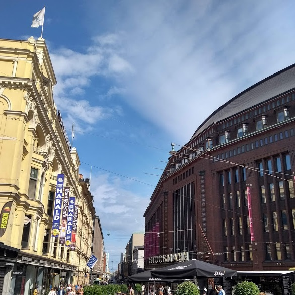 Stockmann Helsinki
