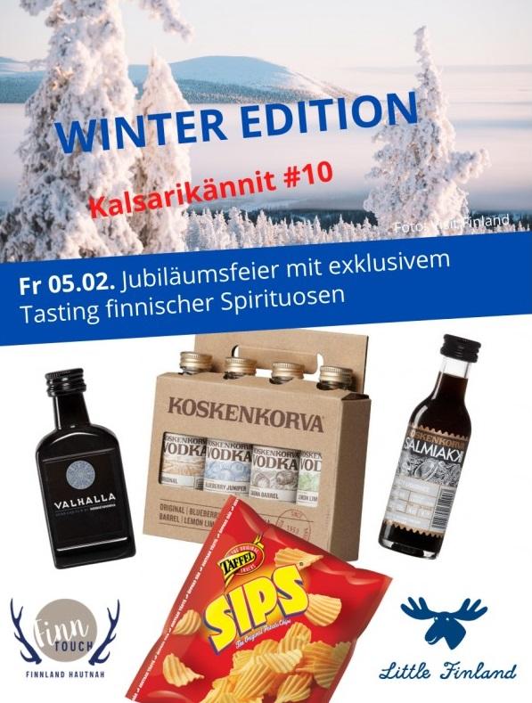 Kalsarikännit #10 - Winter Edition