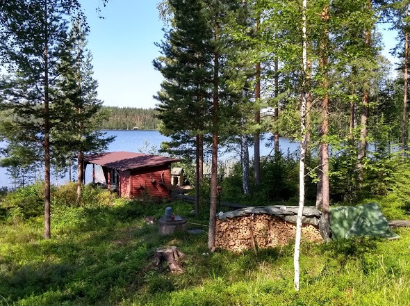 Mökki nahe Mikkeli