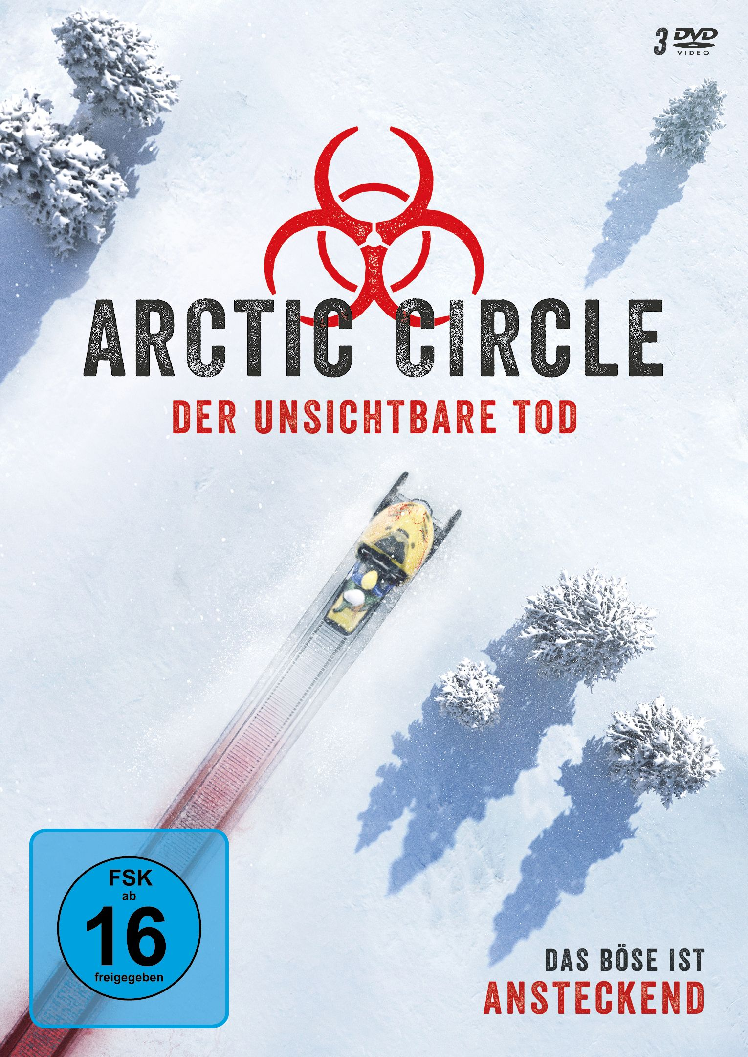 DVD-Cover Arctic Circle