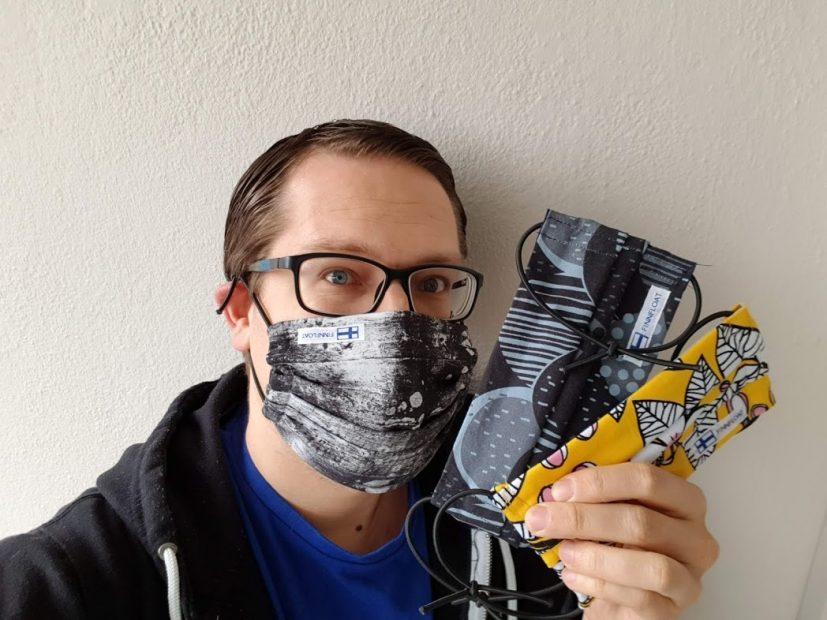 Finnfloat Gesichtsmaske Gewinnspiel