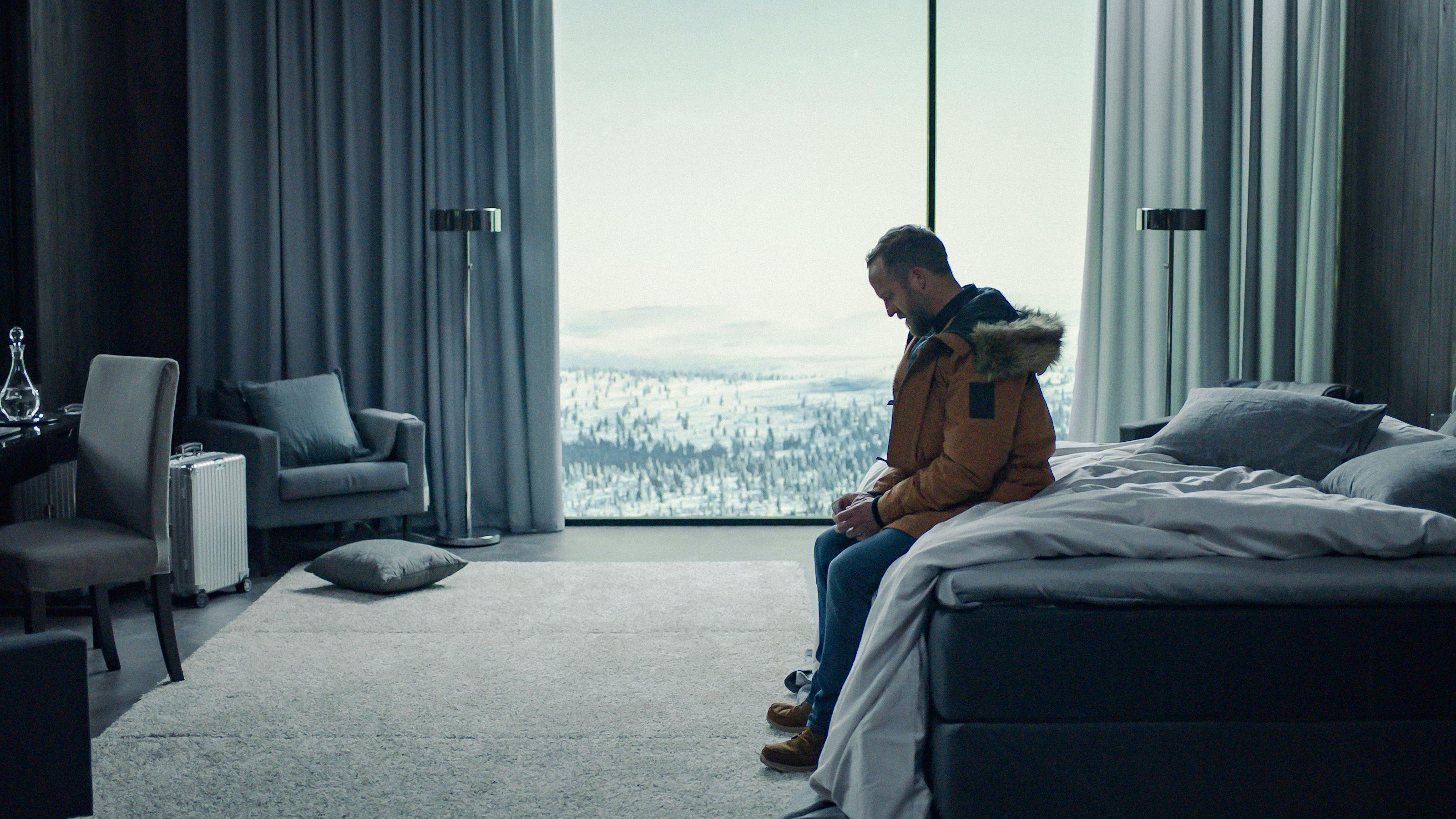 Hotel in der Serie Arctic Circle