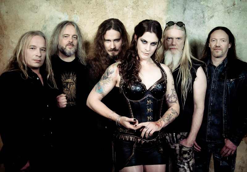 Nightwish Bandfoto
