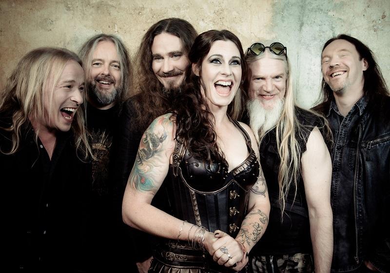 Nightwish lachend