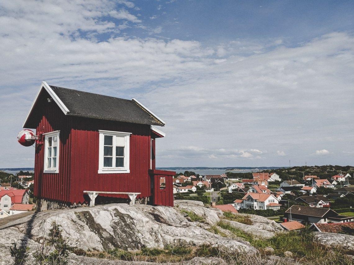 Idylle in Südschweden