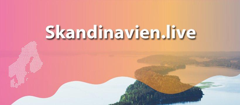Logo Skandinavien.live