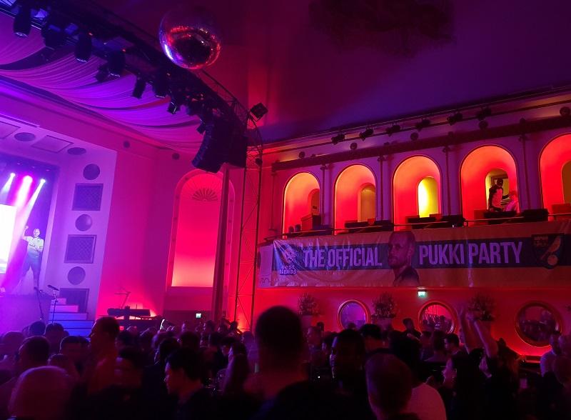 Pukki-Party in Helsinki