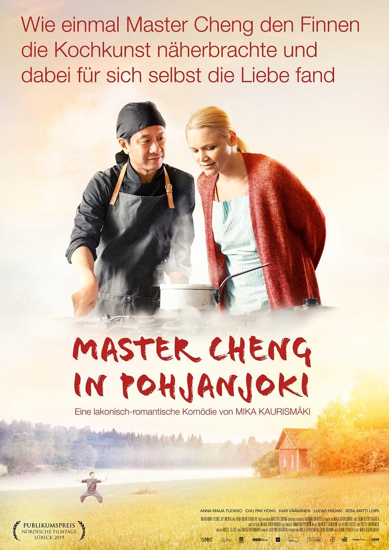 Filmplakat Master Cheng in Pohjanjoki