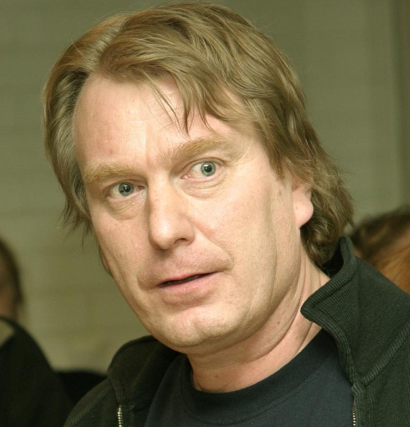Regisseur Mika Kaurismäki