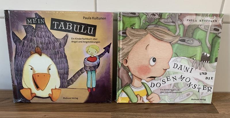 Kindersachbücher von Paula Kuitunen