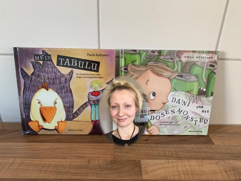 Paula Kuitunen und ihre Kindersachbücher