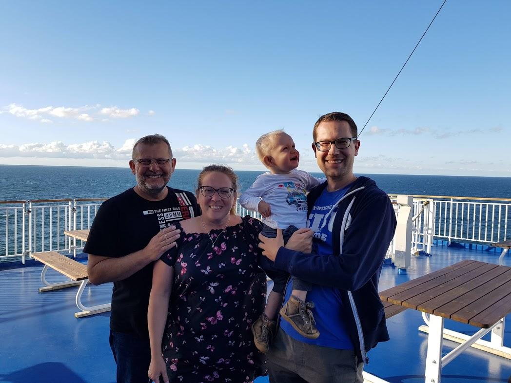 Followertreffen an Bord der MS Finnmaid