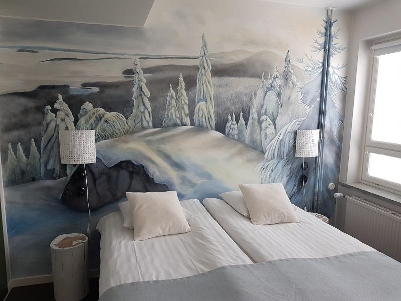 Zimmer im Hotelli Lietsu in Joensuu