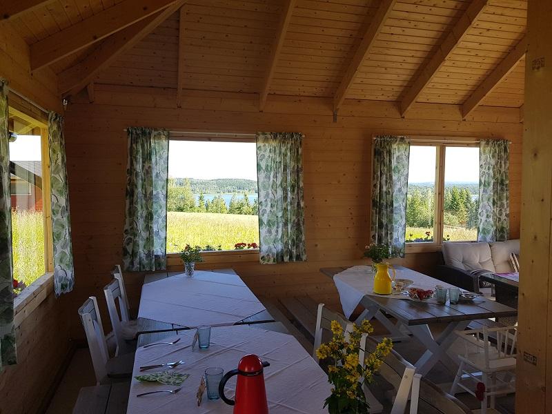 Sommerküche bei Itärajan Helmi