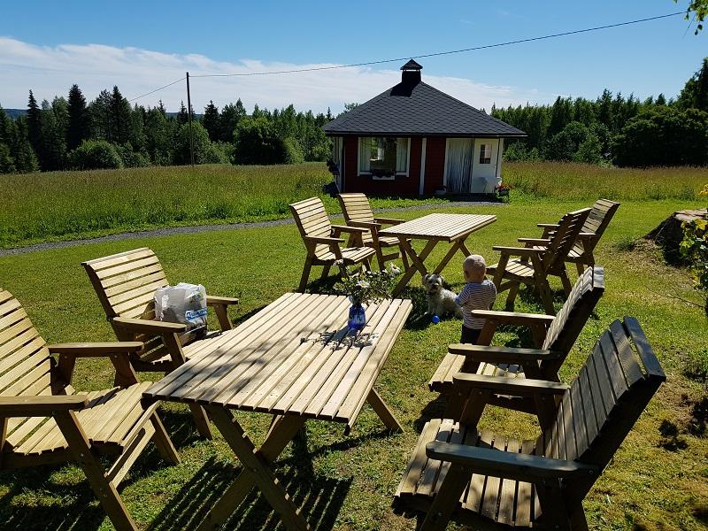 Außenbereich von Itärajan Helmi