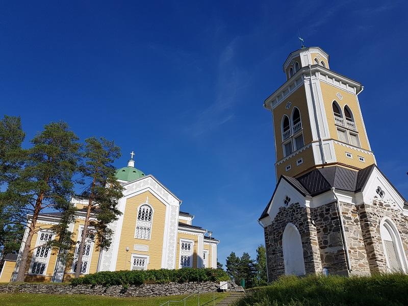 Holzkirche in Kerimäki