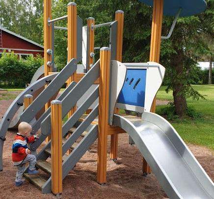Spielplatz in Seinäjoki