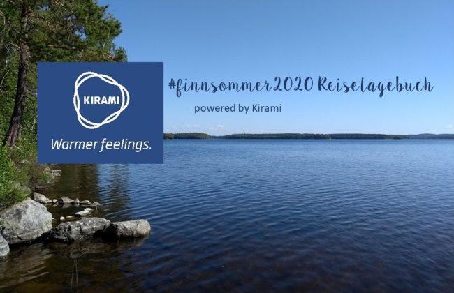 #finnsommer2020 Finnland Reisetagebuch 2020