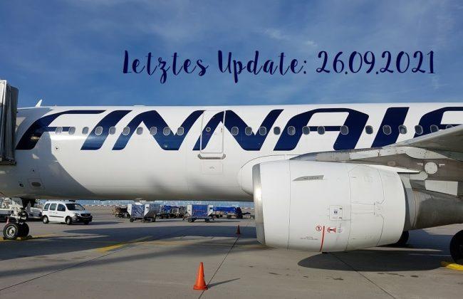 Einreise nach Finnland - aktuelle Einreisebestimmungen