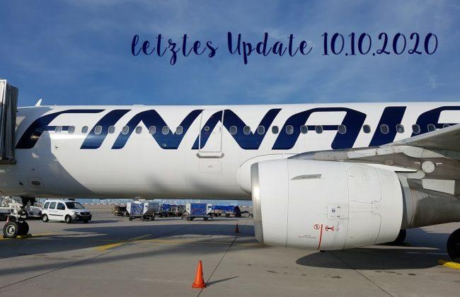 Einreise nach Finnland - Bestimmungen