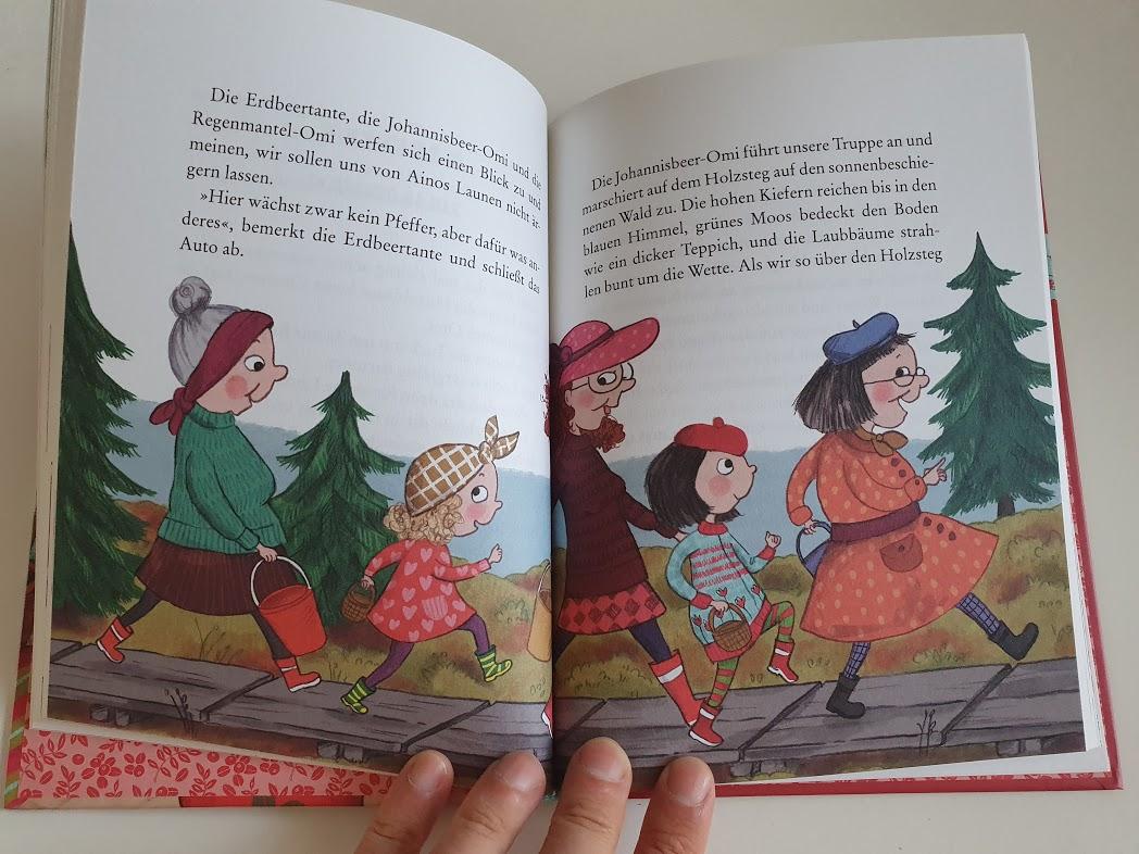 Blick ins Buch Hallo, hier ist Hilja