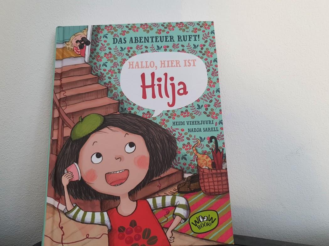 Heidi Viherjuuri - Hallo hier ist Hilja