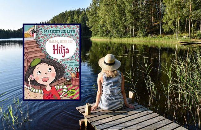 Heidi Viherjuuri - Hallo, hier ist Hilja