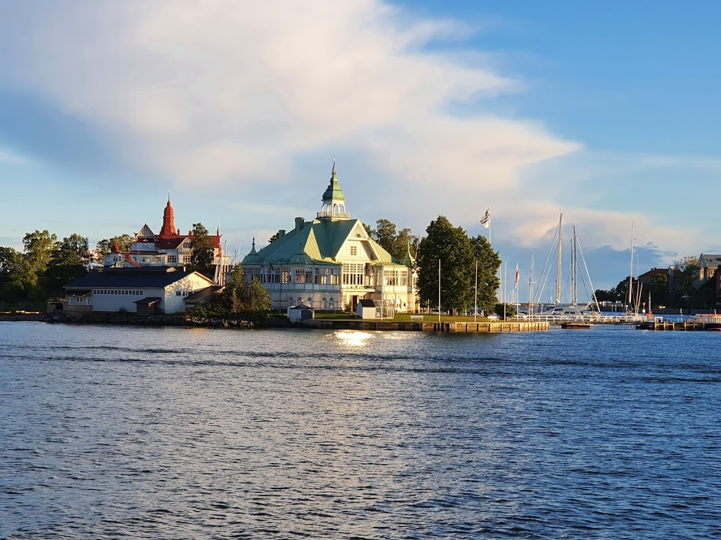 Inseln vor Helsinki