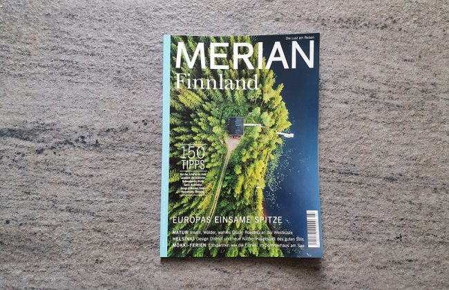 Merian Finnland 2020 Cover