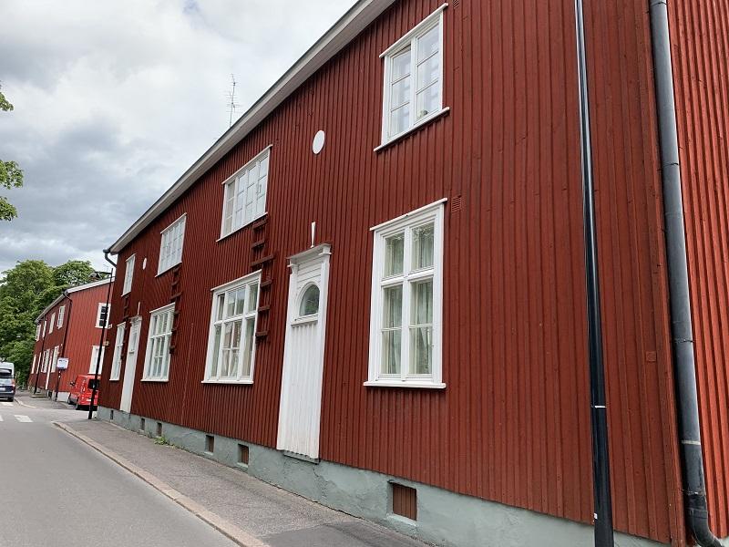 Limingantie in Helsinki-Käpylä