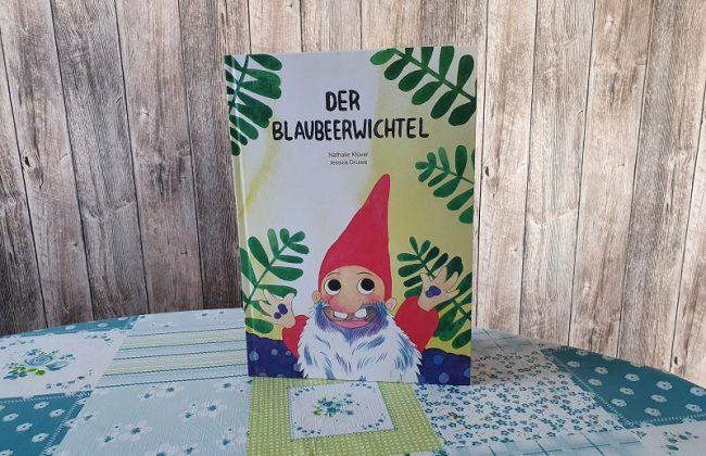Nathalie Klüver - Der Blaubeerwichtel
